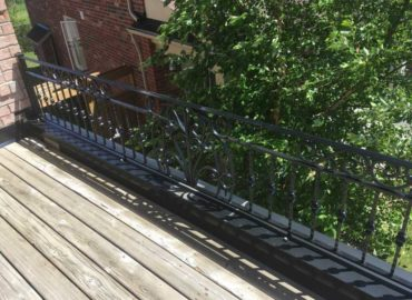 Porch Railings