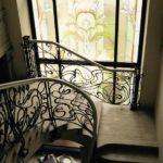 Wrought Iron Interior Railings 058